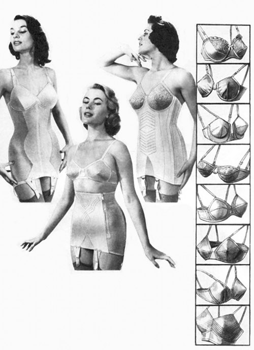 L'évolution Du En France Féminin Sous Vêtement ukXiPZ